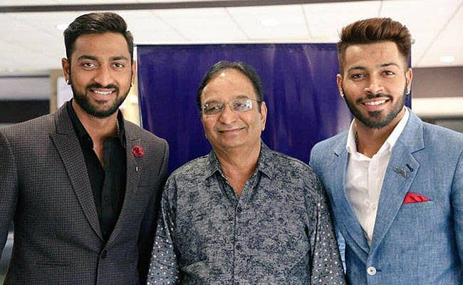 Virat Kohli, Sachin Tendulkar, others offer condolences as Hardik and Krunal Pandya's father passes away