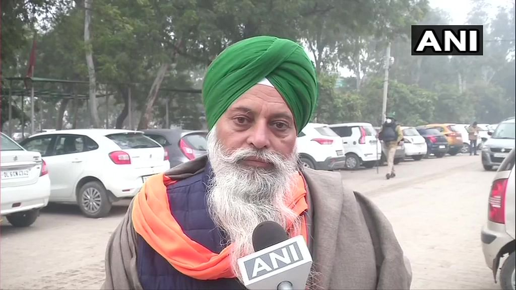 Sukhwinder Singh Sabhra, Kisan Mazdoor Sangharsh Committee