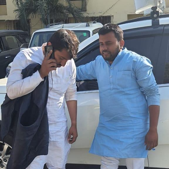 Ujjain: Youth Congress leaders injured during Bhopal demo