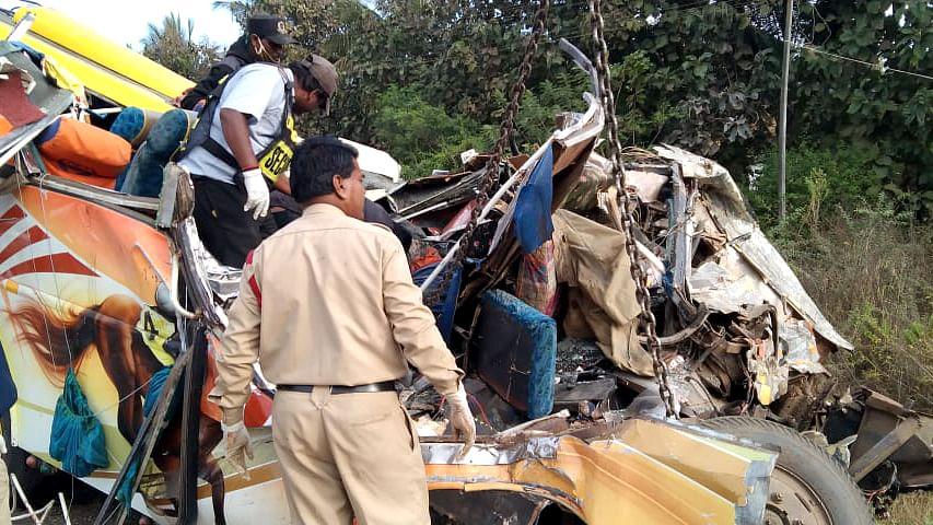 Karnataka: 10 women, driver killed in road accident in Dharwad; PM Modi condoles death