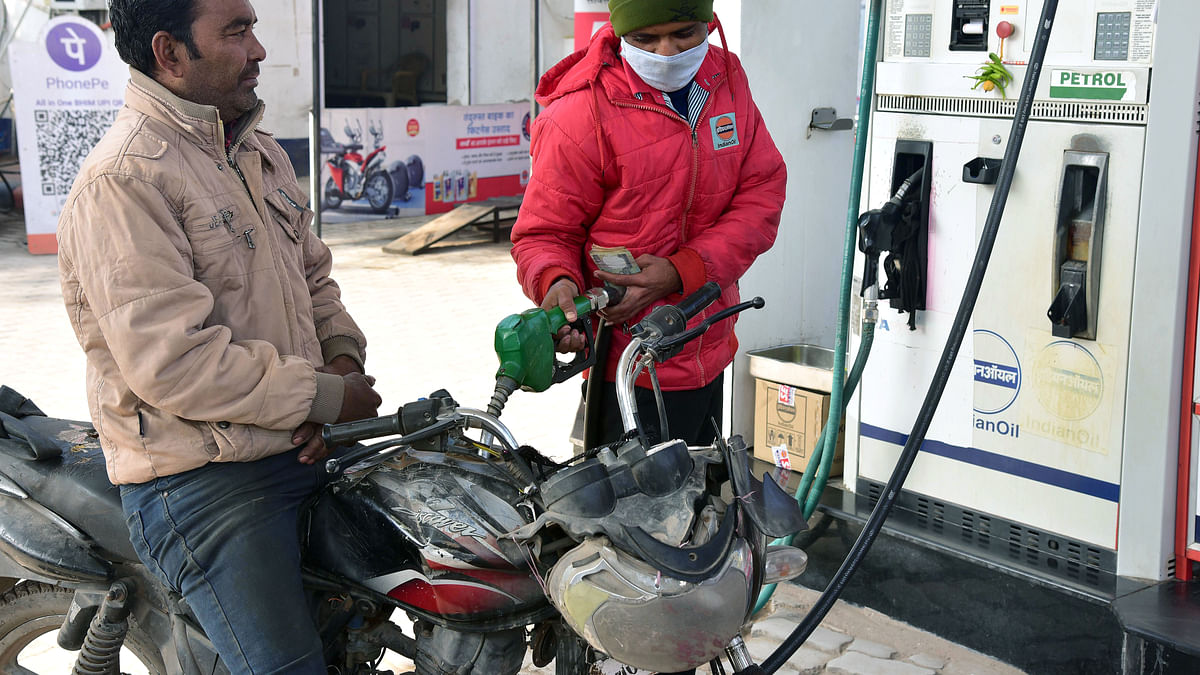 Petrol, diesel prices remain unchanged for fifth consecutive day
