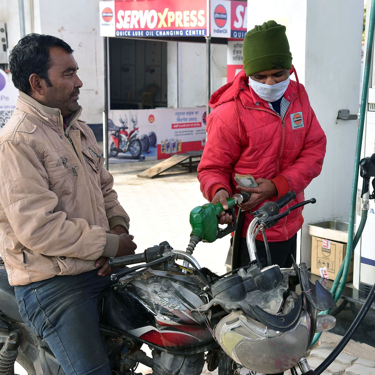 Petrol and diesel prices remain unchanged for eighth consecutive day