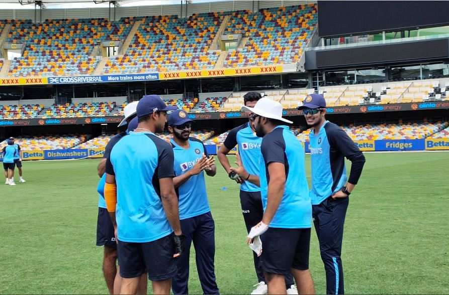 Gabba Test: India yet to decide on the playing eleven, while Australia make one change in the side as the teams set for the ultimate decider