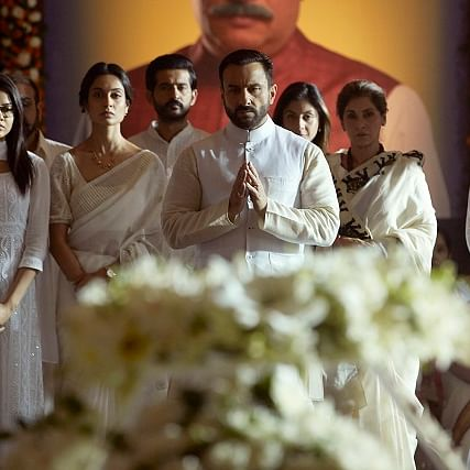 Tandav review: Clichéd Bollywood hangover kills this Saif Ali Khan-starrer political saga