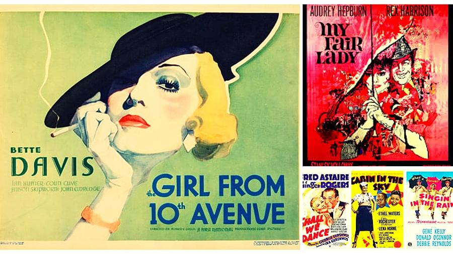 How do I start writing about a man's love affair with Hollywood and the movies?