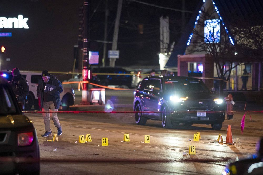 US: Man in shooting rampage kills 3, injures another 4 in Chicago