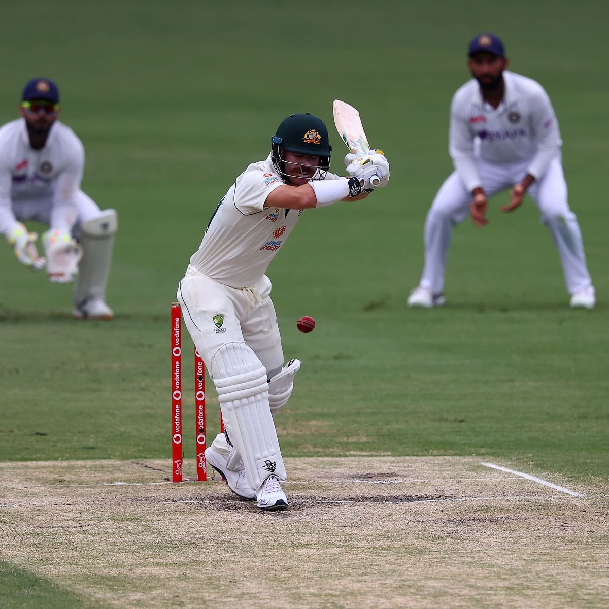 Ind vs Aus, 4th Test: India strike back to reduce Australia to 149/4 at lunch, home team lead by 182