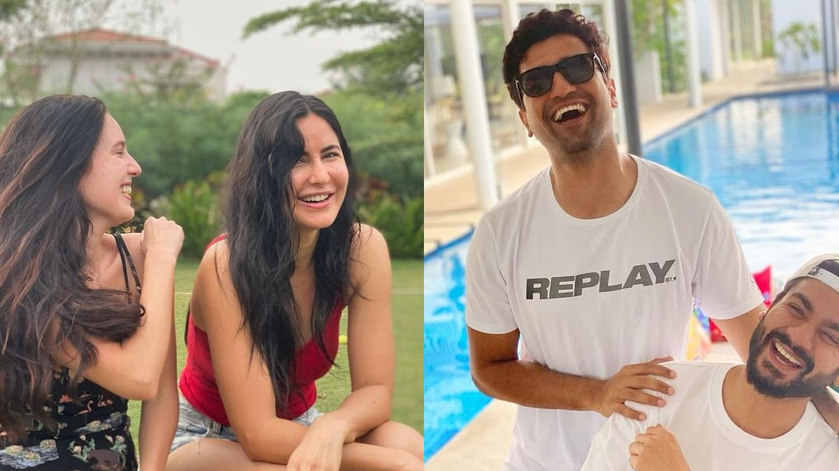 'VicKat' fans think Katrina Kaif, Vicky Kaushal are holidaying together; spot similarities in Instagram posts