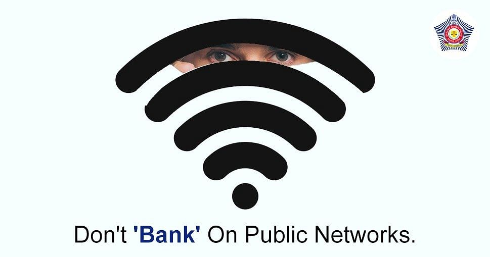 'Don't Bank on public network': Mumbai CP warns people against cybercrimes