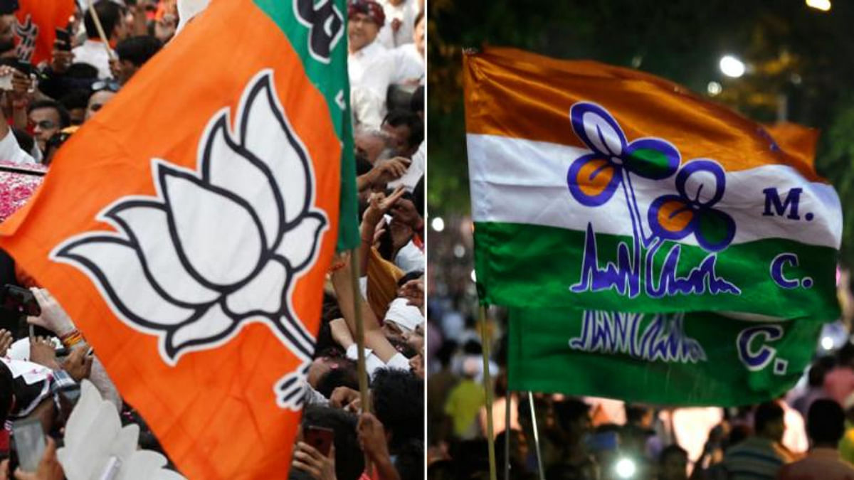 West Bengal: Both BJP, TMC cry foul over 'violent slogans' in respective election rallies