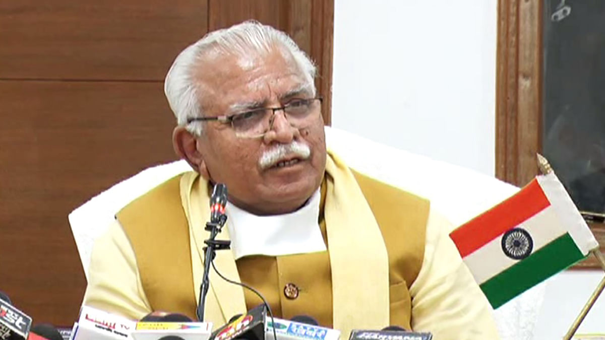 Uttarakhand disaster: Haryana CM Manohar Lal Khattar contributes Rs 11 crore to CMRF, assures complete support