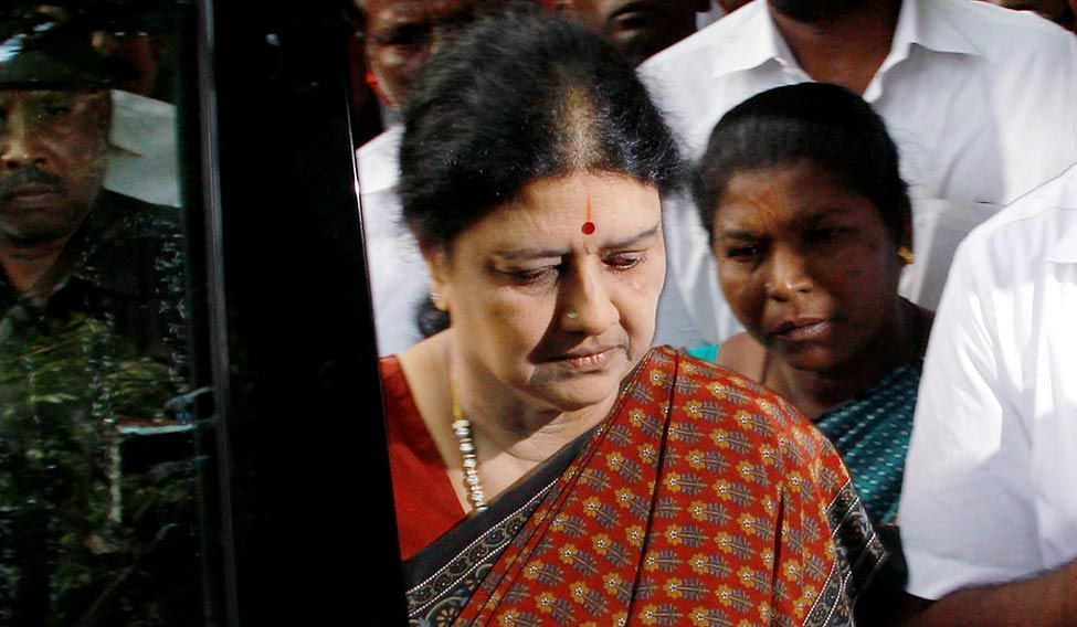 Sasikala hospitalised days before release; tests negative for COVID-19, diagnosed with SARI