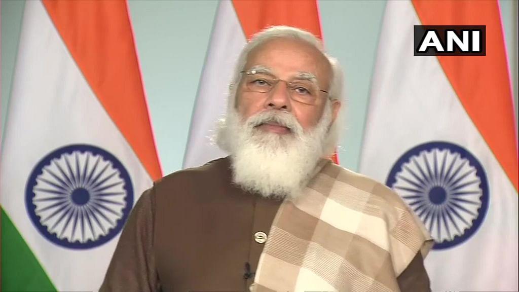 PM Modi performs 'bhoomi poojan' of Ahmedabad Metro Phase-II, Surat Metro