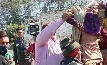INDORE: NATIONAL OUTRAGE: Abandoning elderly destitute sparks protests, Priyanka Gandhi, Kamal Nath lash out at Madhya Pradesh government