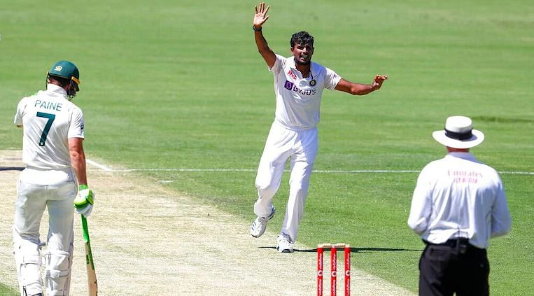 The inexperienced Indian bowlers Natarajan, Sunday, Shardul contain the mighty Australians as restrict the host to 369