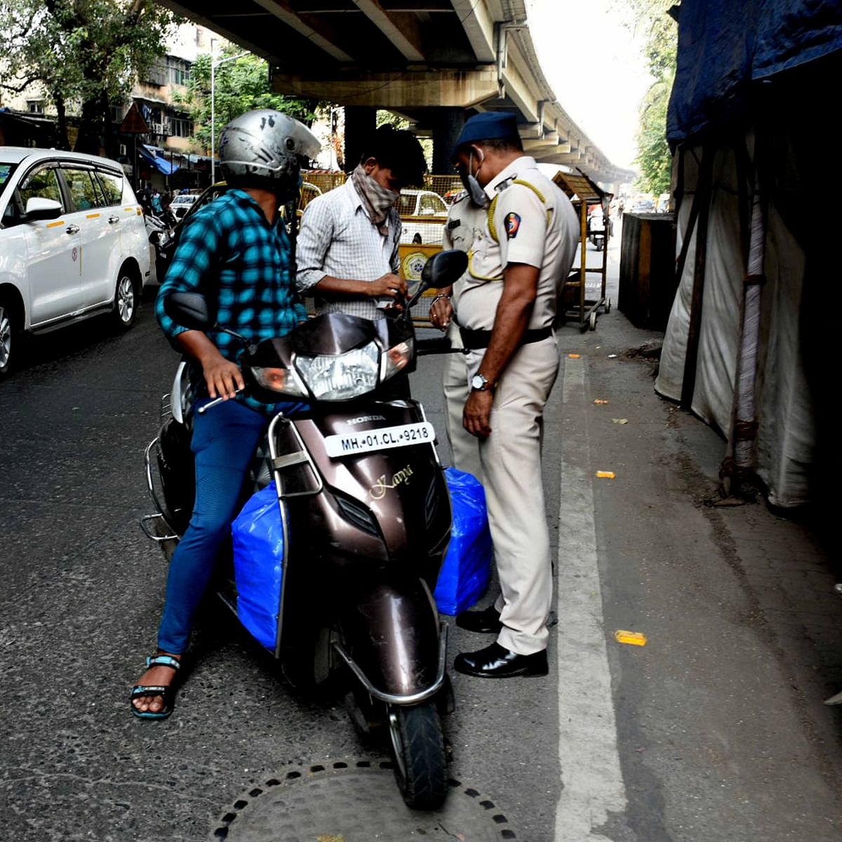 Mumbai: Only 35 cases of drunk driving on New Year's Eve