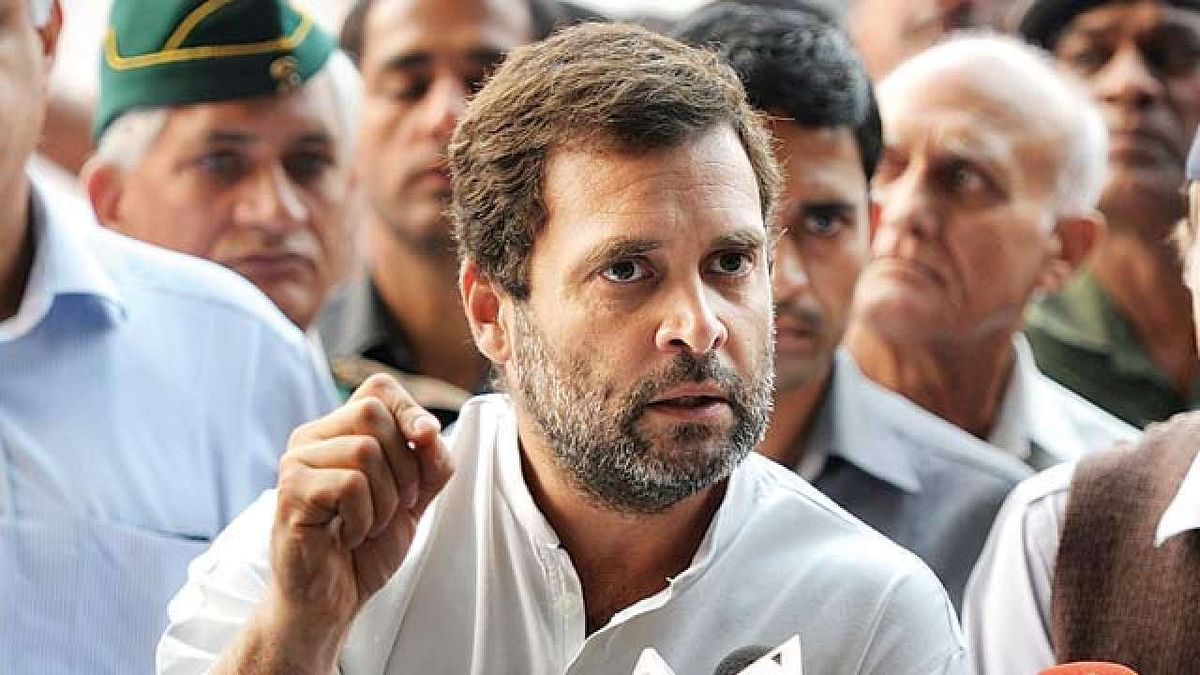 'Illegal, but govt ensuring construction': Rahul Gandhi targets Centre, Adani over Kattupalli port project