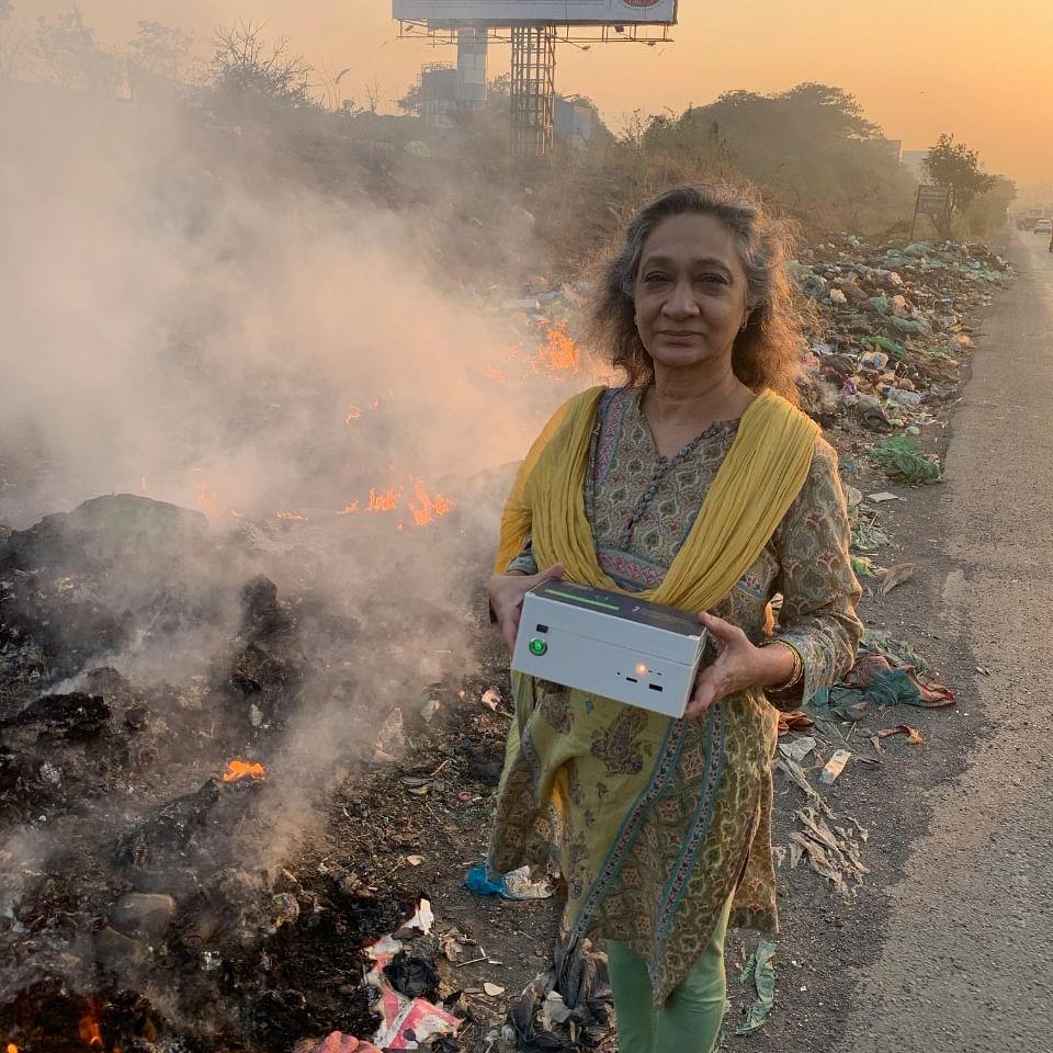 Mumbai: NGO urges govt to stop trash burning