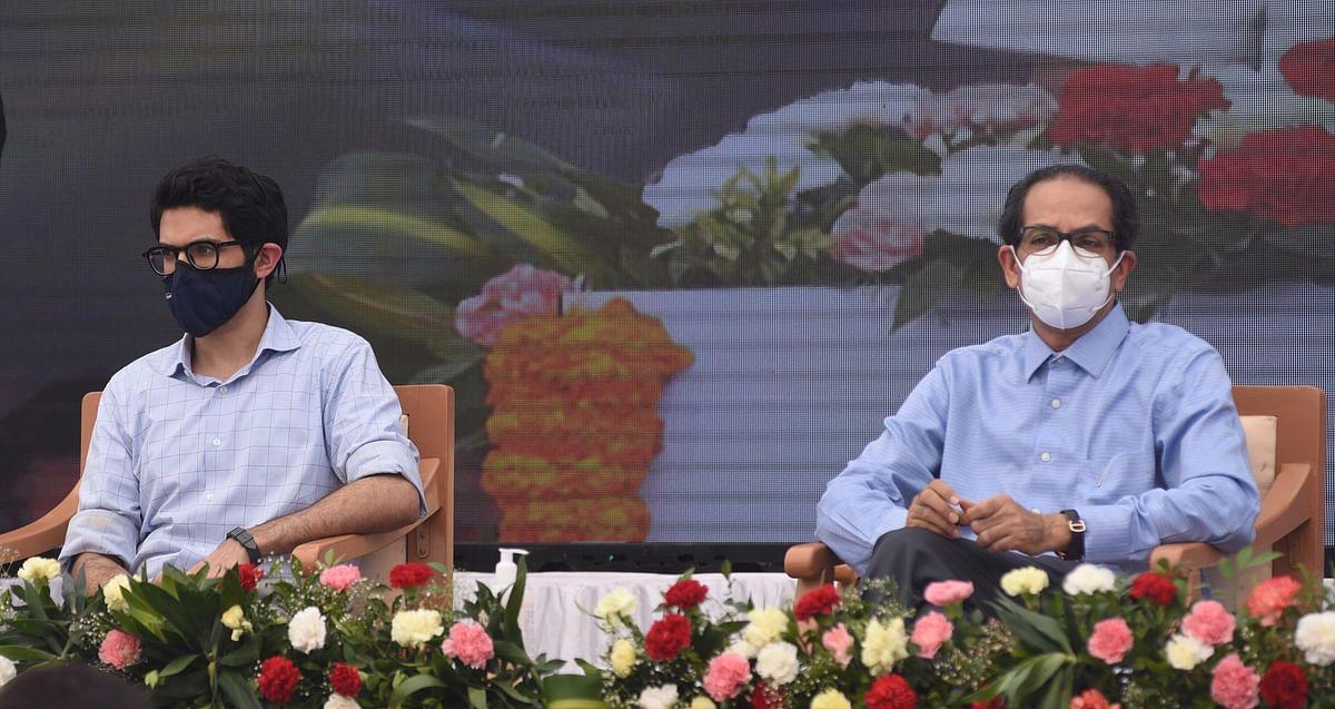 In Pics: CM Uddhav Thackeray launches Tunnel Boring Machine at Mumbai Coastal Road Project