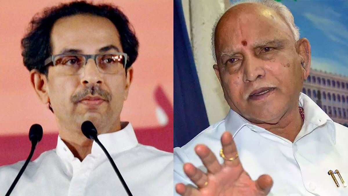 'Obnoxious': BS Yediyurappa slams Uddhav Thackeray's speech amid Karnataka-Maharashtra border row