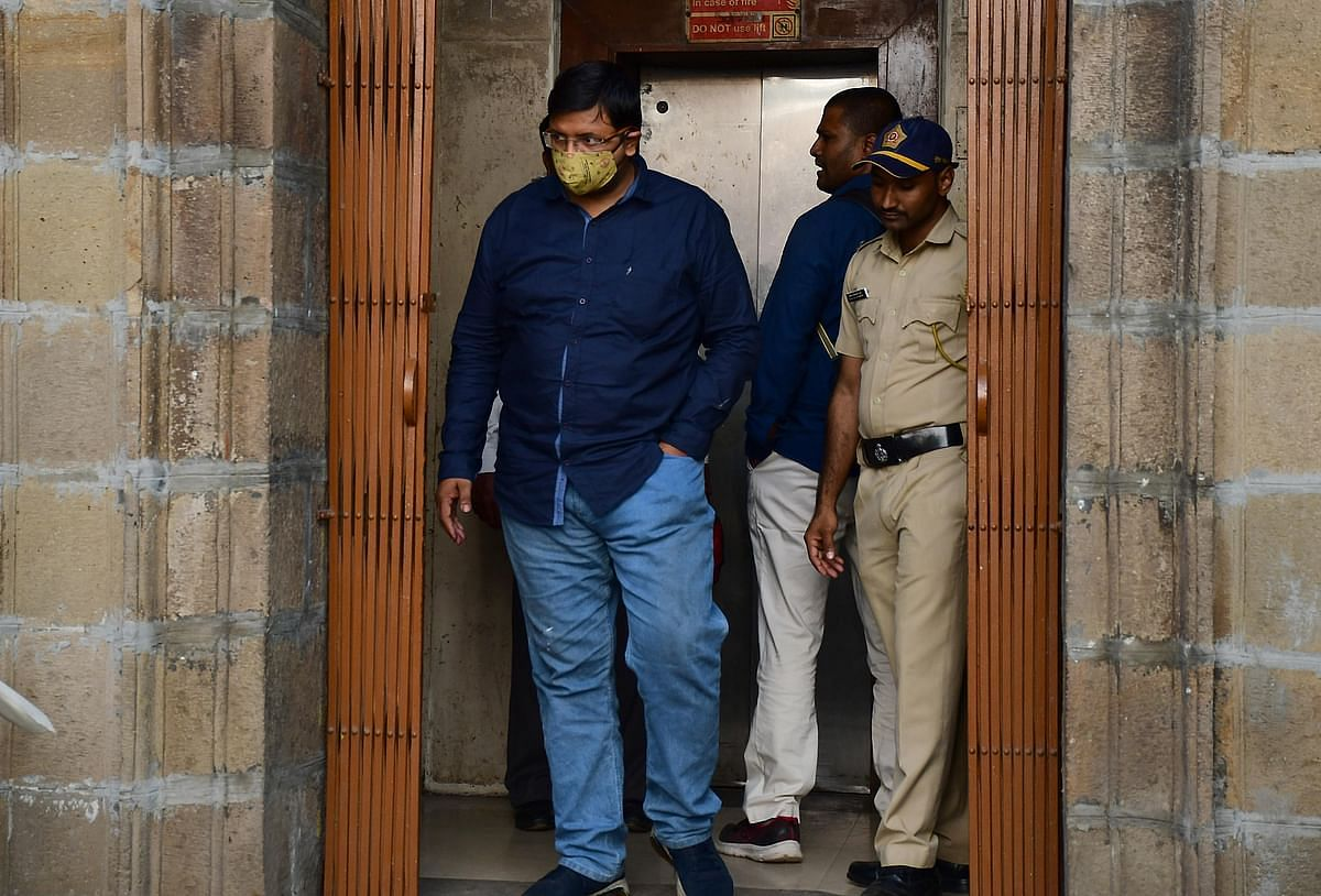 Mumbai: 'Mucchad Paanwala' Ramkumar Tiwari, who was arrested by NCB in drug case, granted bail