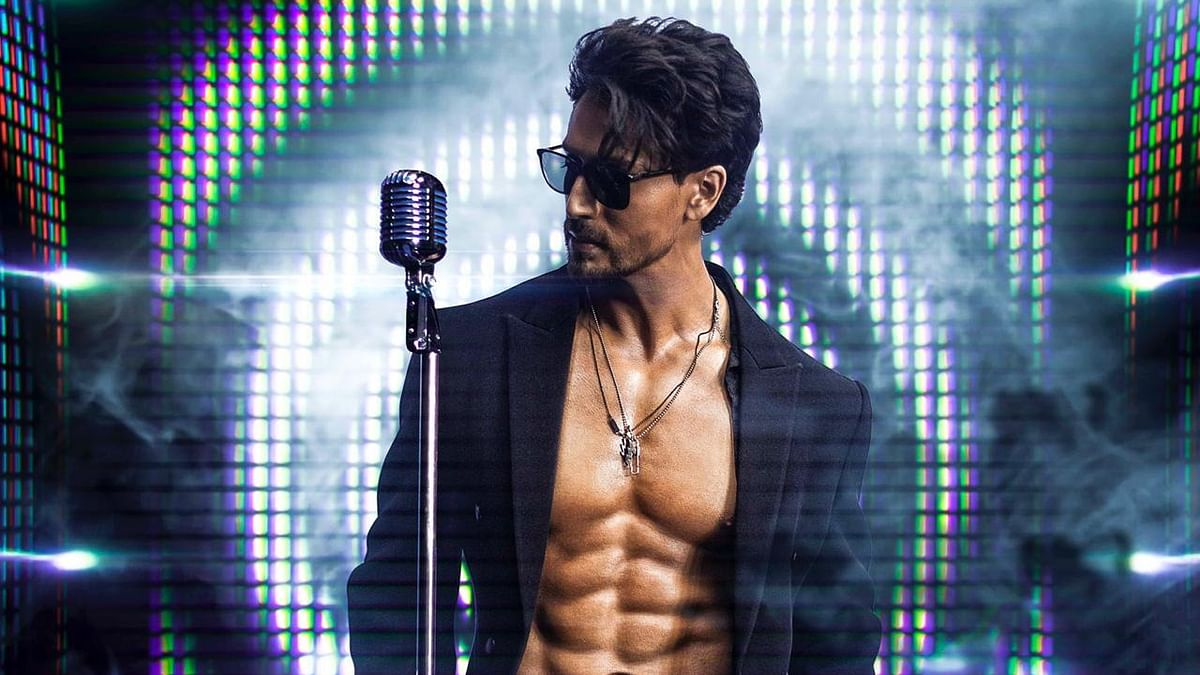 Watch: Tiger Shroff displays chiselled physique in dance video of new song 'Casanova'