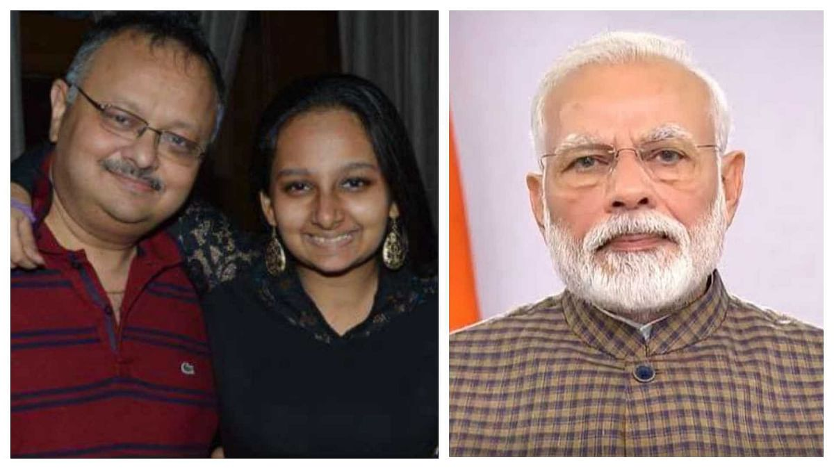 Ex-BARC CEO Partho Dasgupta in ICU, daughter writes to PM Modi