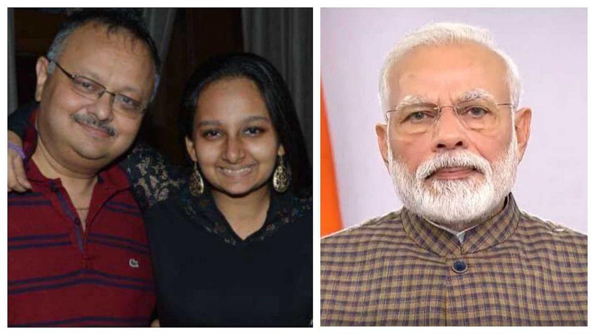 Ex-BARC CEO Partho Dasgupta in ICU, daughter writes to PM Modi