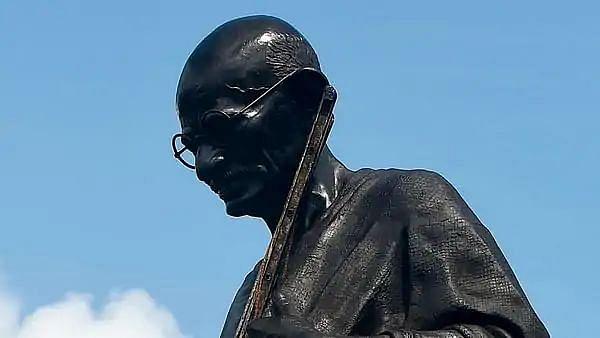Mahatma Gandhi statue desecrated in US, India seeks action against vandals