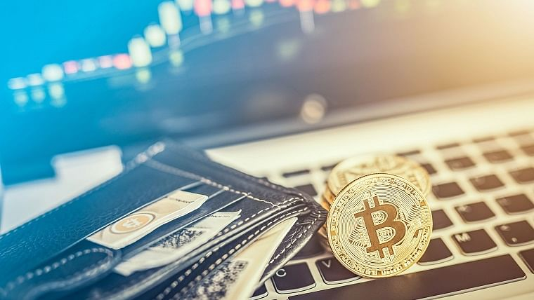 How much would an Indian investor make today if Bitcoin was purchased on the first day of lockdown in 2020?