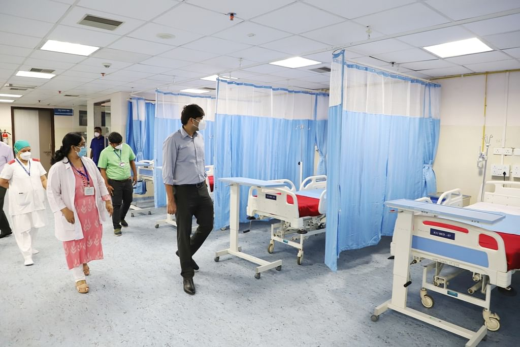 Navi Mumbai: Nerul and Airoli hospitals ready for functioning, ICU facilities to be added soon; see pics