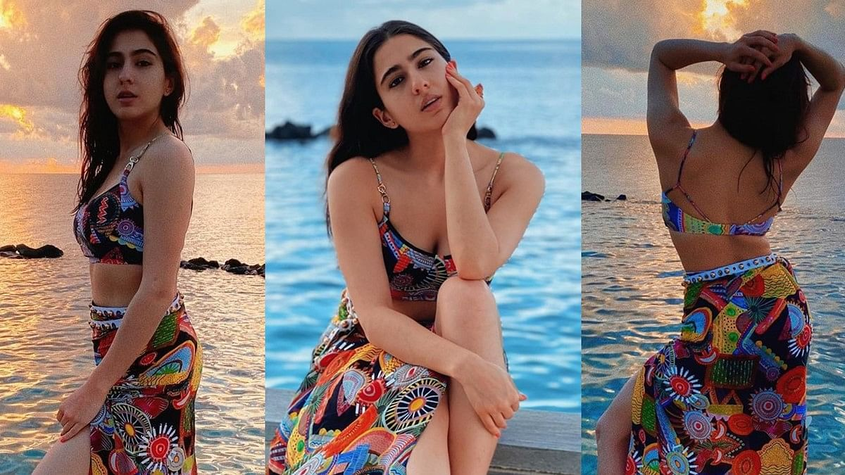 Sara Ali Khan treats fans to stunning pictures from her exotic Maldives vacation