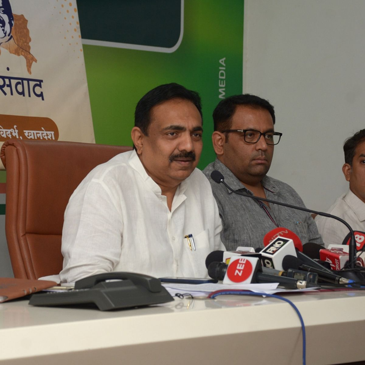Cong's stand of fighting polls solo will not last: Maharashtra NCP chief Jayant Patil