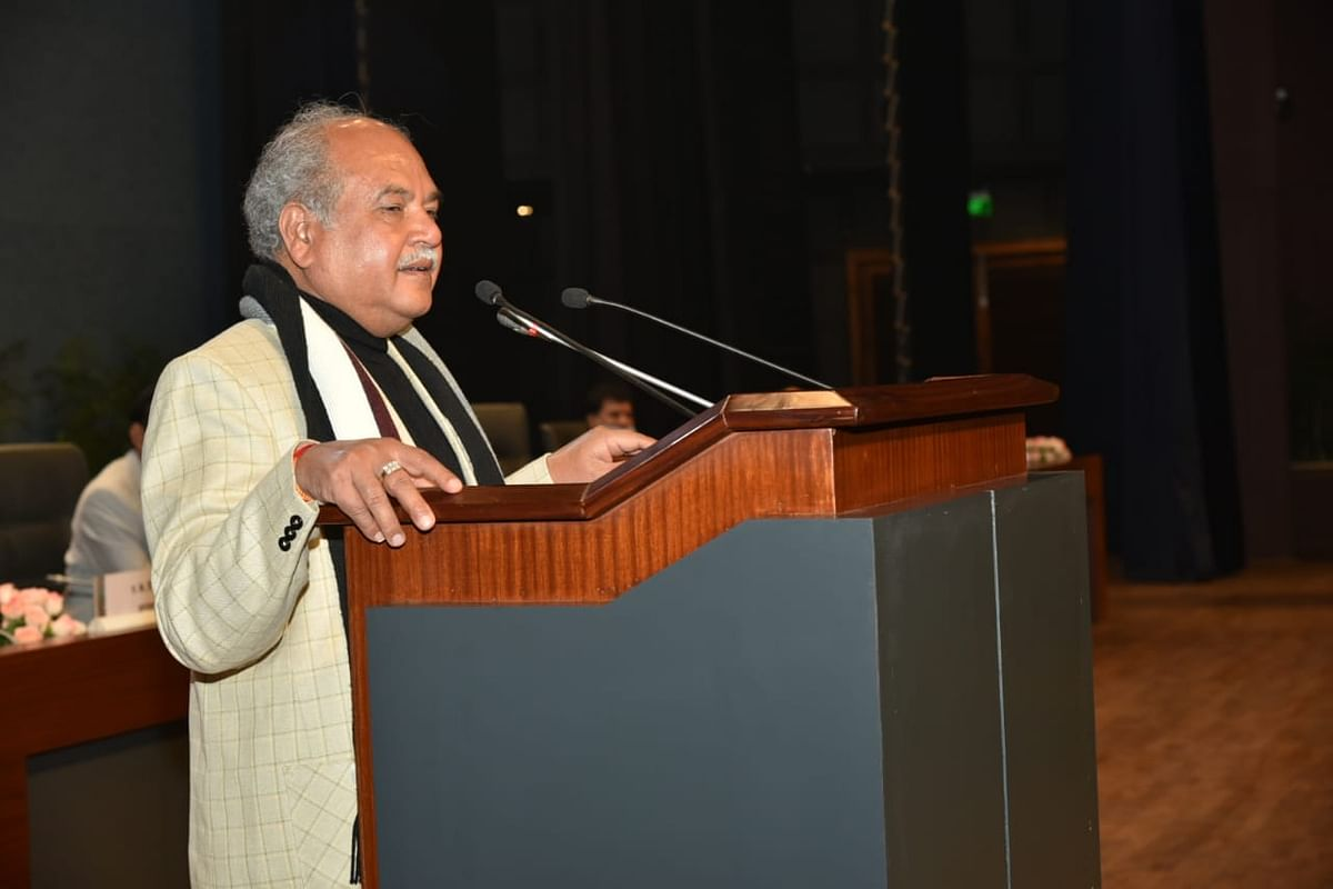 Govt-farmers talks to take place as scheduled on Friday; Narendra Singh Tomar says hopeful of positive discussion