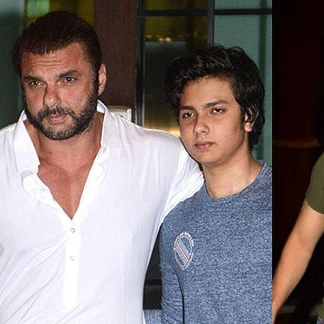 Sohail Khan, son Nirvaan and brother Arbaaz Khan booked by BMC for violating COVID-19 norms at Mumbai airport