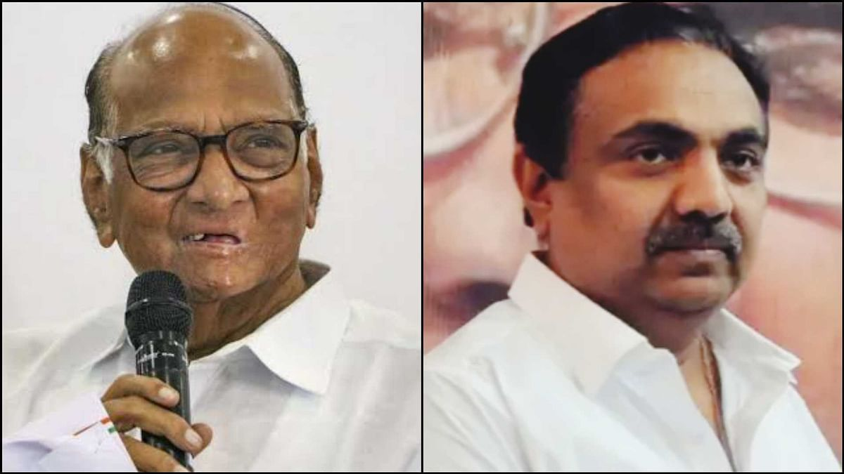 'Even I might want to become CM...': Sharad Pawar on Jayant Patil's desire to hold the post