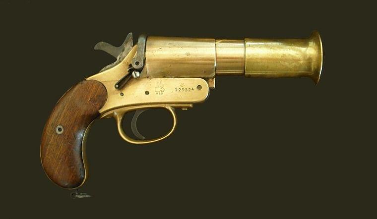 UP CM Yogi Adityanath to launch Indian avtaar of Webley & Scott revolvers in February
