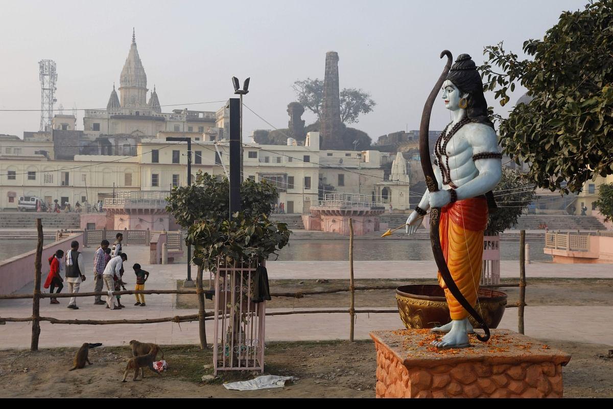 Work to remove debris at sanctum sanctorum begins in Ayodhya