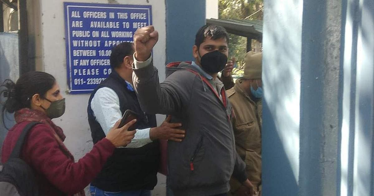 Delhi court grants bail to journalist Mandeep Punia who was arrested during farmers' protest coverage at Singhu border