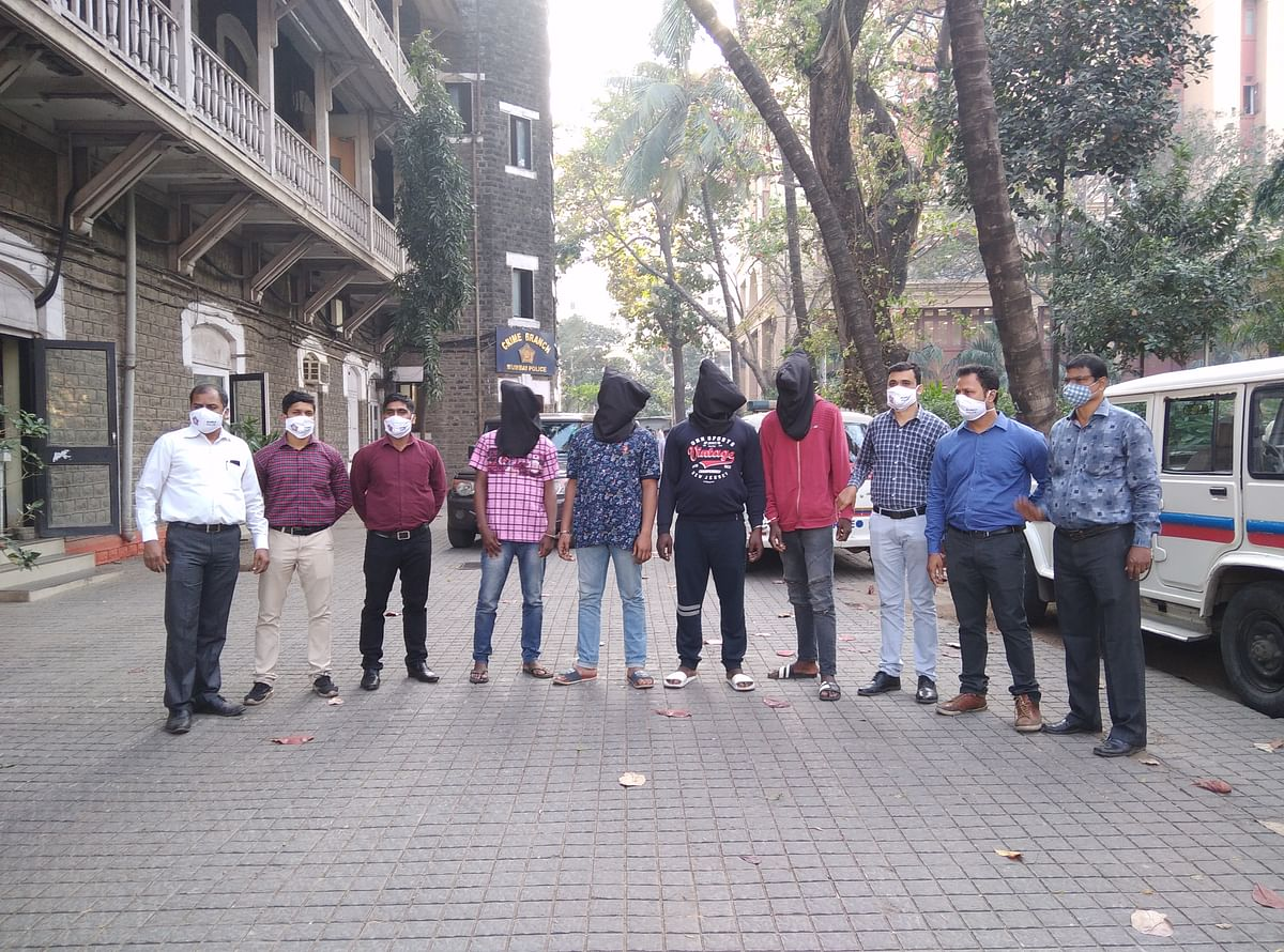 Mumbai: Africans running job racket held, data of 27,000 people recovered