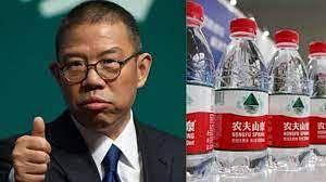 Zhong Shanshan, China's bottled-water king, is now richer than Warren Buffett