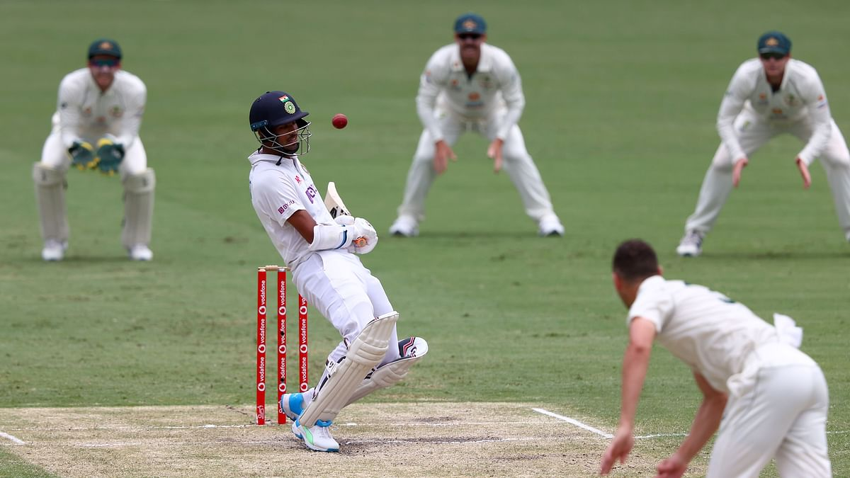 Ind vs Aus, 4th Test: India reach 161/4 at lunch after losing Rahane, Pujara