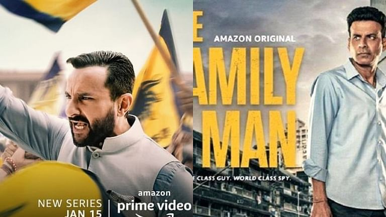 From 'Tandav' to 'The Family Man 2': OTT platforms gear up to entertain audiences once again in 2021