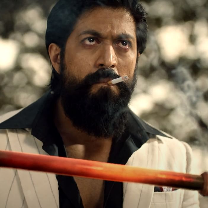 Karnataka health dept issues notice to Yash for 'K.G.F Chapter 2' smoking scene