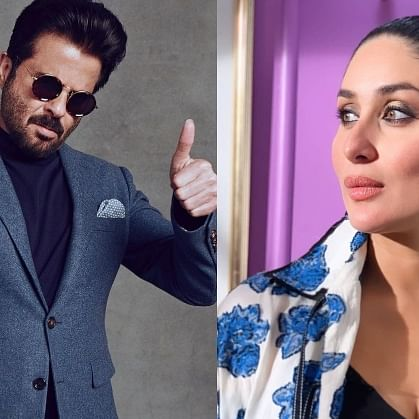 'You took a lot of money from me': Anil Kapoor's hilarious reply to Kareena Kapoor Khan on pay parity
