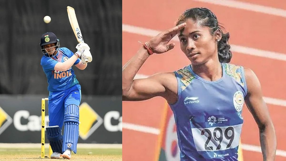 National Girl Child Day 2021: From Hima Das to Shafali Verma, girls who are the 'pride' of India