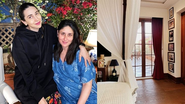 As Kareena Kapoor Khan moves to new house, sister Karisma joins her celebrations to 'new beginnings'