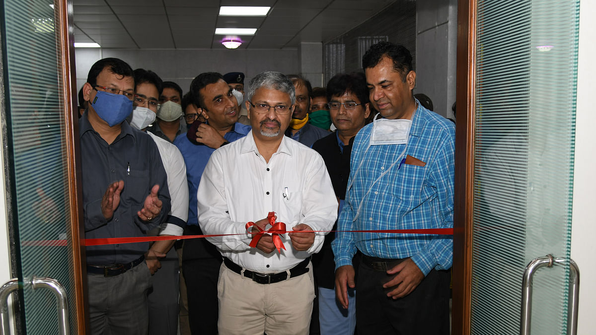 Western Railway's Mumbai Division organises exhibition for local vendors for development of critical railway components