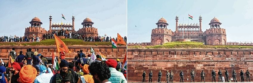 Farmers' protest: SC moved for probe into Red Fort violence