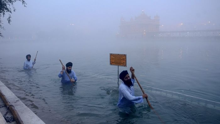 Bathinda shivers at -0.3°C as cold wave sweeps Punjab, Haryana